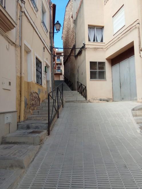 Calle Santíago Obón