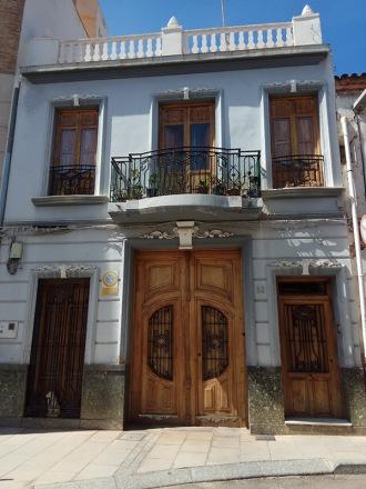 Nº 52 Calle San Cristobal