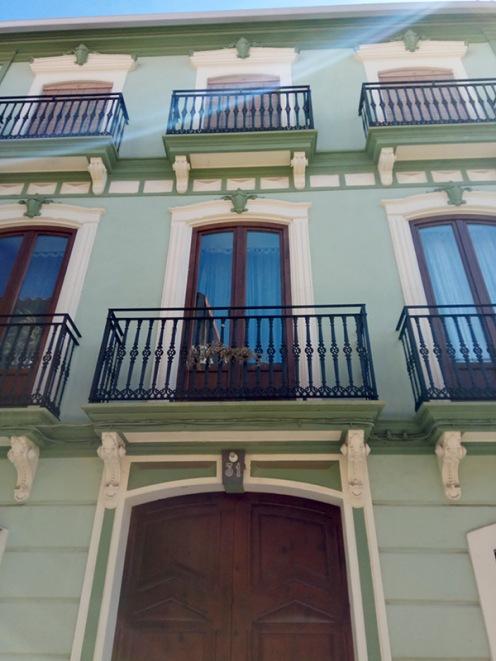 Fachada casa nº 31