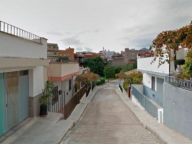 Calle Toledo, al fondo Trv. Azagador