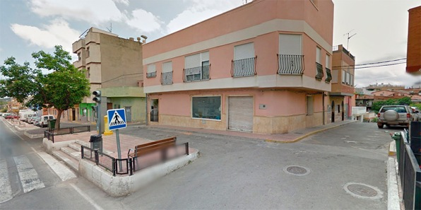 Calle Toledo y calle Andalucia (Crta. Segorbe)