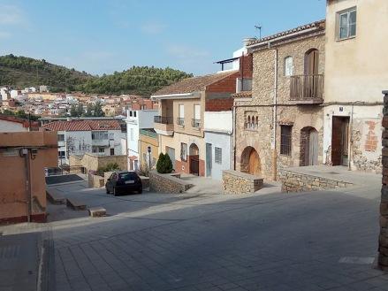 Vista de la plaza Oriente