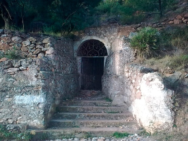 Antiga Font de l'Anoueret