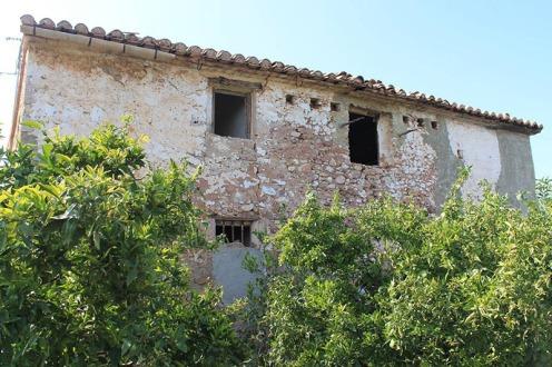 Casa la Rulla, hospedería para pastores y comerciantes